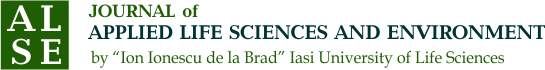 Journal of Applied Life Sciences and Environment